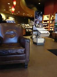 Cleaning Leather Chairs Leather Chairs Picture Of Starbucks Pasco Tripadvisor