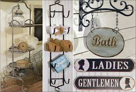 Shabby Chic Bathroom Decor by Shabby Chic Bathroom Decor Antique Farmhouse