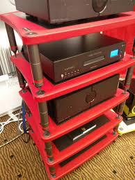 Audio Rack Diy Wood Audiophile Shelves Design Google Search Audio Rack