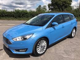 used ford focus titanium x for sale motors co uk