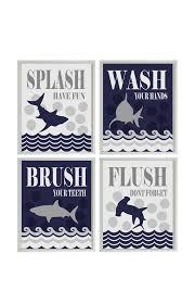 themed bathroom wall decor best 25 shark bathroom ideas on shark room shark