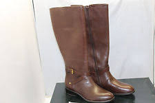 ralph womens boots size 11 ralph boots leather black wide calf size 11 b