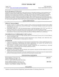 Resume Sample Program Manager by Project Engineer Resume Free Resume Example And Writing Download