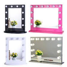 Makeup Vanity Mirror With Lights Lighted Vanity Mirror Ebay