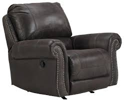 Jcpenney Glider Rocker by Breville Faux Leather Rocker Recliner With Rolled Arms And