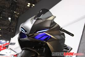 honda 250 cbr honda cbr250rr rendered with twin silencers debut soon