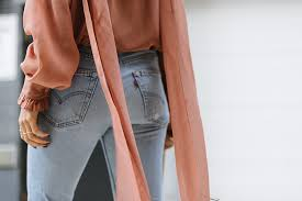 blouse your boots blush denim not your standard