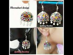 Buy Tribal German Silver Jhumka German Silver Stylish Jhumkas 1 German Silver Jhumkas