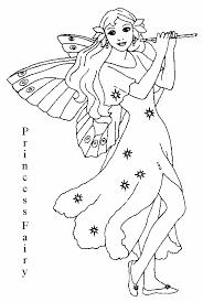 disney princess fairy coloring pages kids 28337