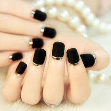 best 25 black nail designs ideas on pinterest black nail black