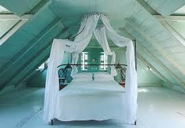 attic bedroom ideas attic bedroom ideas with canopy curtains home interior design