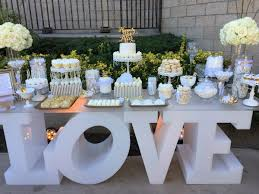 candy table for wedding sweet creations by judy for candy buffets popcorn bars chocolate