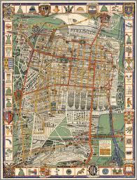 San Carlos Mexico Map by