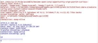 malware exercise 2015 08 31 u2013 what u0027s the ek what u0027s the payload