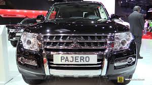 mitsubishi old models 2015 mitsubishi pajero instyle 3 door 3 2l diesel exterior