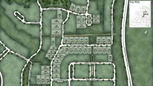 new luxury homes for sale newtown square liseter the liseter the merion collection site plan