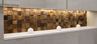 reclaimed wooden timber tiles and wall cladding