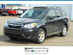 subaru forester 2015 new u0026 used subaru dealer in mandan nd at kupper subaru