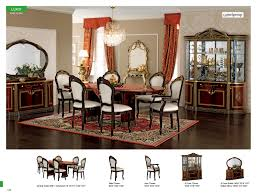 luxor day mahogany classic formal dining sets dining room furniture
