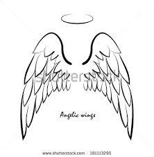 angel wing download free vector art stock graphics u0026 images