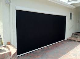 Menards Awnings Garage Doors Magnificent Screens For Garage Doors Image Ideas At
