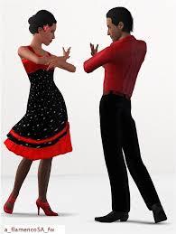 mod the sims mix u0026 match flamenco couple poses 1