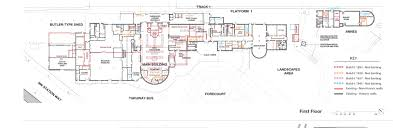 Historic Floor Plans Assessing Union Station To Be Part Of Our Future Peter Meijer