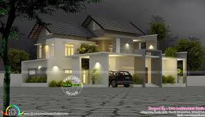 House 2 Home Design Studio Cute Modern 4 Bhk House Kerala Home Design Bloglovin U0027