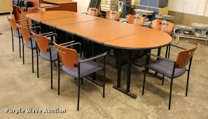 Conference Room Desk The Hon Co Essential Foundation Mfg Conference Room Table