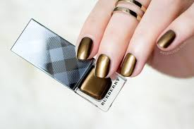 burberry antique gold your must have gold polish