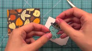 make thanksgiving cards how to make thanksgiving place cards lawn fawn youtube