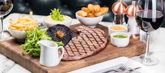 restaurant cuisine edinburgh restaurant best food where to eat on george at