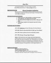 esthetician resume exle aesthetician resume occupational exles sles free edit with word