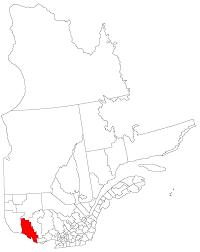 Ontario Blank Map by American Revolution Loyalists U0026 Us Canadian History