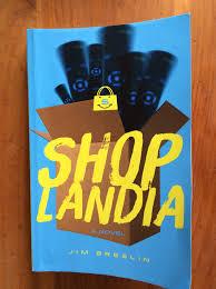 the evolution of shoplandia u0027s book cover u2014 jim breslin