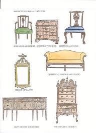 Ideas For Hepplewhite Furniture Design American Georgian Furniture Georgian Furniture Georgian And