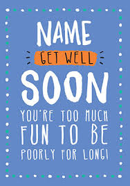 get well soon cards get well soon cards funky pigeon