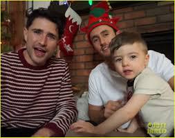 matt dallas u0026 husband blue hamilton adopt a 2 year old son named