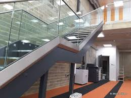 Glass Banisters Glass Balustrades In London Supplied U0026 Fitted