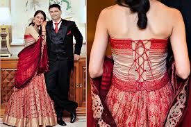Indian Wedding Gifts For Bride Reception Dress For Bride Groom