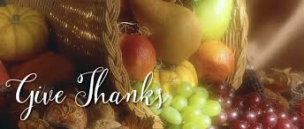 thanksgiving offering grace church