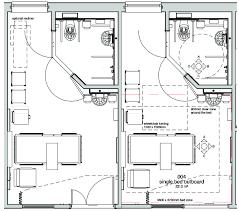 Manzanita Hall Asu Floor Plan Nursing Home Room Layouts Home Art