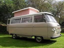 1968 commer u0027wanderer u0027 camper van vans cars and british car