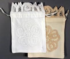 sachet bags battenburg lace travel essentials jewelry roll laundry bag sachet
