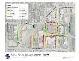 Seattle Traffic Map by Sdot Sdot U0027s Community Access And Parking Program U2013 Columbia City