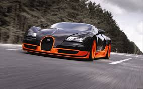 super sport of bugatti veyron is one time more the best production