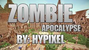 Adventure Map Zombie Apocalypse By Hypixel Adventure Map W Download Youtube