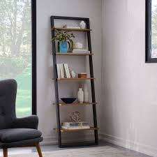 iron off the living room wood bookcase shelves display showcase flower jewelry rack shelf ikea ladder shelving wide west elm
