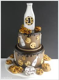 milk u0026 cookies cake