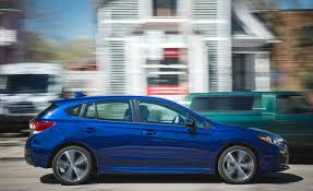 hatchback subaru 2017 2017 subaru impreza in depth model review car and driver